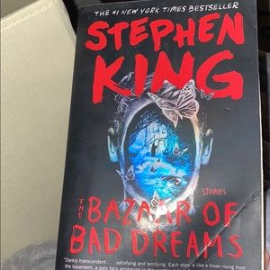 The Bizarre of Bad Dreams - Stephen King